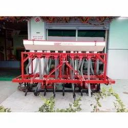 Seed Drill 9 Type Automatic, For Agriculture