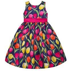 Available In Multicolors Regular Wear And Party Wear Girls Dresses, Size: 0-5 Years