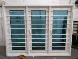 Iron Frame Window
