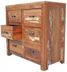 Reclaimed Furniture Wooden Cabinets