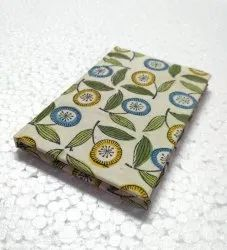 Canvas Handmade Paper Writing Note Book