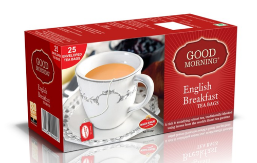 Good Morning English Breakfast Tea Bags At Rs 120 Gram Tea Bags