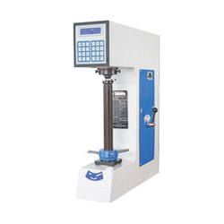 Digital rockwell cum Superficial hardness testing machine