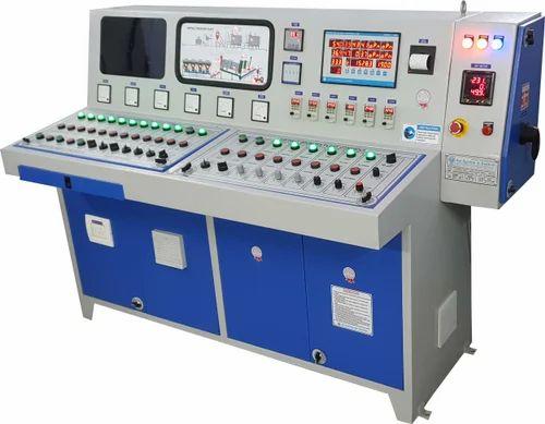 Asphalt Drum Mixing Control Panels