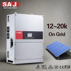 Suntrio Plus 15K Solar Grid Tie Inverter