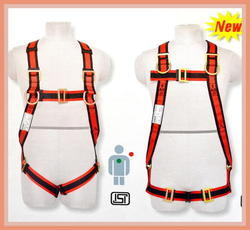 Full Body Simple Hook Single Rope Safety Harness