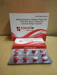 Methylcobalmin Omega3 Fatty Acid