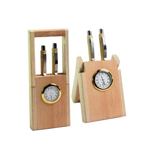 Kreative Gifts Wood Pen Stand For Office Table Rs 100 Piece Id