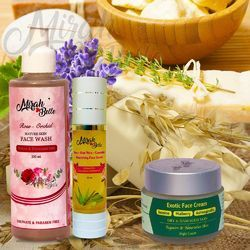 Sensitive And Hypoallergenic Gold Kit