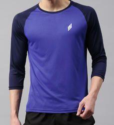 Men's Full Sleeve Dri Fit T Shirt