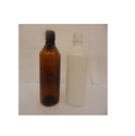 Brown And White Pharma Pet Bottles, Size: 170 Ml