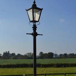 Entrance Lamp Pole