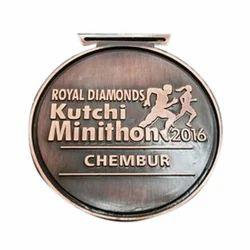 Custom Marathon Medal