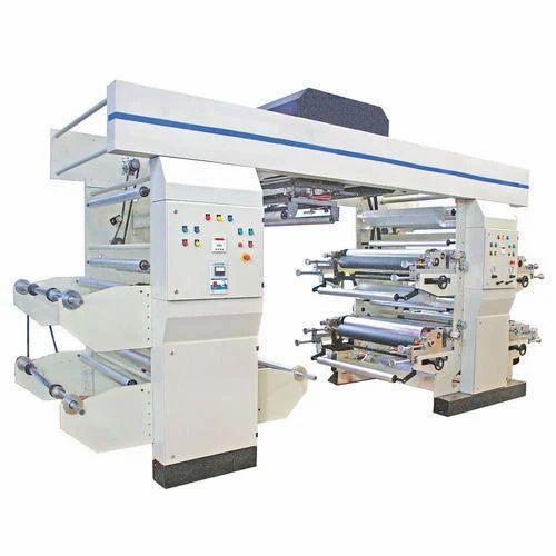 PP Bag Printing Machine - PP Woven Fabric Printing Machine