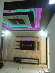 Wooden Ceiling Interior Design