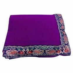 Lace Border Designer Sarees