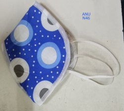 Cotton printed mask