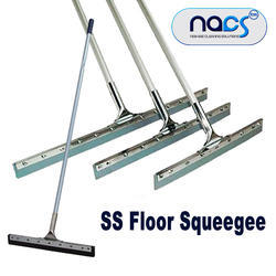 Floor Squeegee SS Straight
