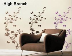 Big Stencils High Branch
