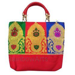 Ladies Traditional Indian Designer Hand Bag