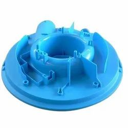 Blue Molded Plastic Products