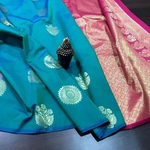 Lapwings Exports Semi Soft Silk Sarees Nachi Salwar And Sarees Product Of Lapwings Exports Id 22448712897