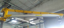Wall Mounted Slewing Jib Crane