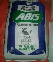Magur ABIS Floating Fish Feed, Packaging Type: Bag, Packaging Size: 5-35 Kg