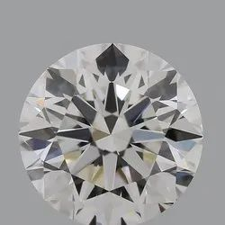 CVD Diamond 2.04ct G VVS2 Round Brilliant Cut IGI Certified