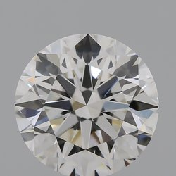 CVD Diamond 2.04ct G VVS2 Round Brilliant Cut IGI Certified