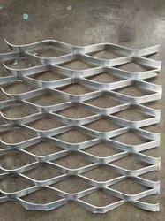 Expanded Perforated Sheet