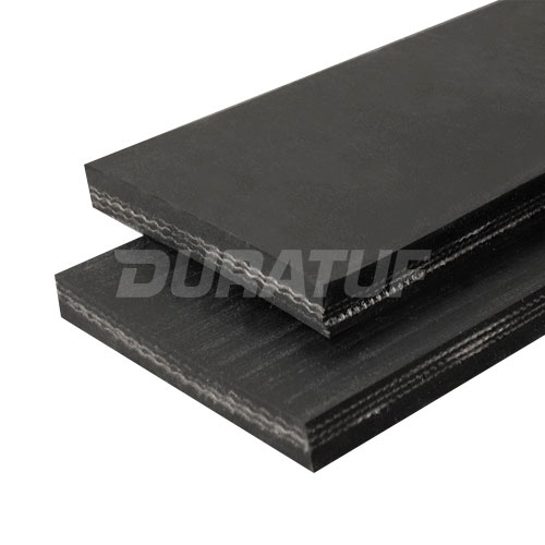 Rubber Heat Resistant Conveyor Belt With Thickness : 6 - 25 mm