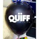 Quiff Advertising Printed Balloon