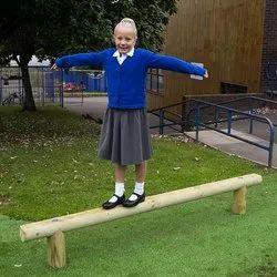 Playground Balancing Beam