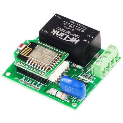 Analog Modules - WiFi Dimmer SSR 230V 4A-ESP8266 Manufacturer from