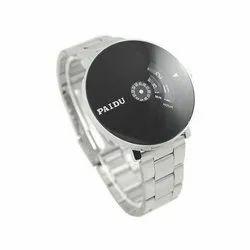 Paidu Round Mens Stylish Wrist Watch