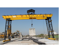 Goliath Industrial Crane