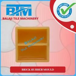 Brick Rubber Mould
