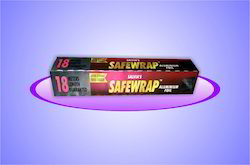 Safewrap Aluminium Foil 18 Mtr