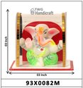 LORD GANESHA WITH CABINET