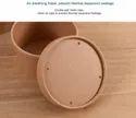 Round Paper Container