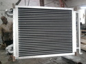 Heat Exchanger for pallet drying