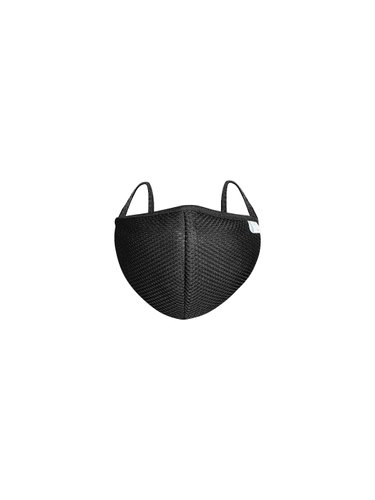 REUSABLE BLACK A-95 FACE MASK