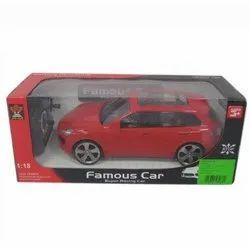 Plastic Super Racing Car Toy