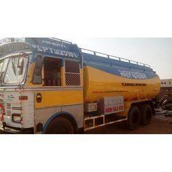 Mild Steel Bpcl Bottom Loading Tanker, Capacity: 10-25 Ton
