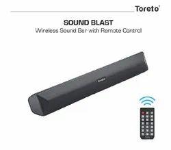 Toreto Sound Bar, Size: 2 Ft., Model Name/Number: Tor- 327