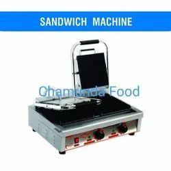 SS Sandwich Griller Machine