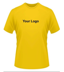 Yellow Promotional T-Shirts