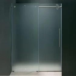 Bathroom Glass Door glass door - bathroom glass door wholesale trader from zirakpur