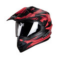 Bang Motocross Moonwalk Helmet